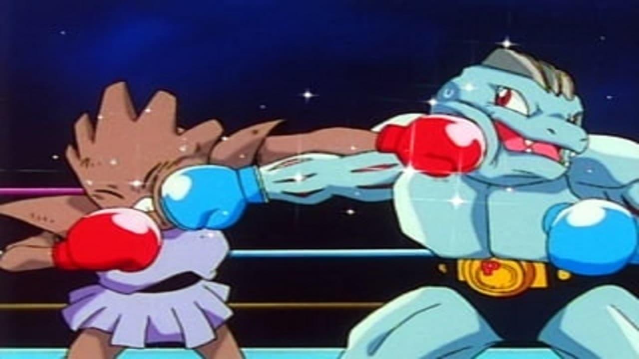 Pokémon Season 2 :Episode 10  Stage Fight