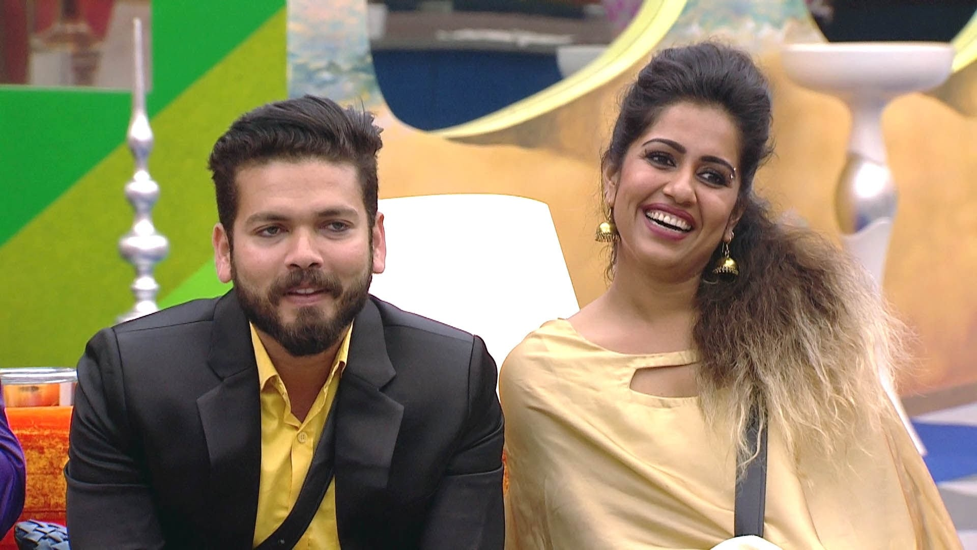 Bigg Boss - Season 1 Episode 64 : Day 63: Love Is In the Air