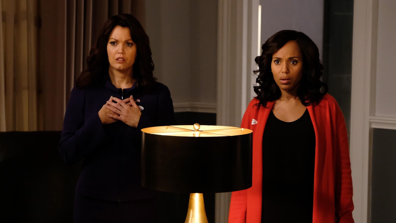 Scandal Season 6 :Episode 8  A Stomach for Blood