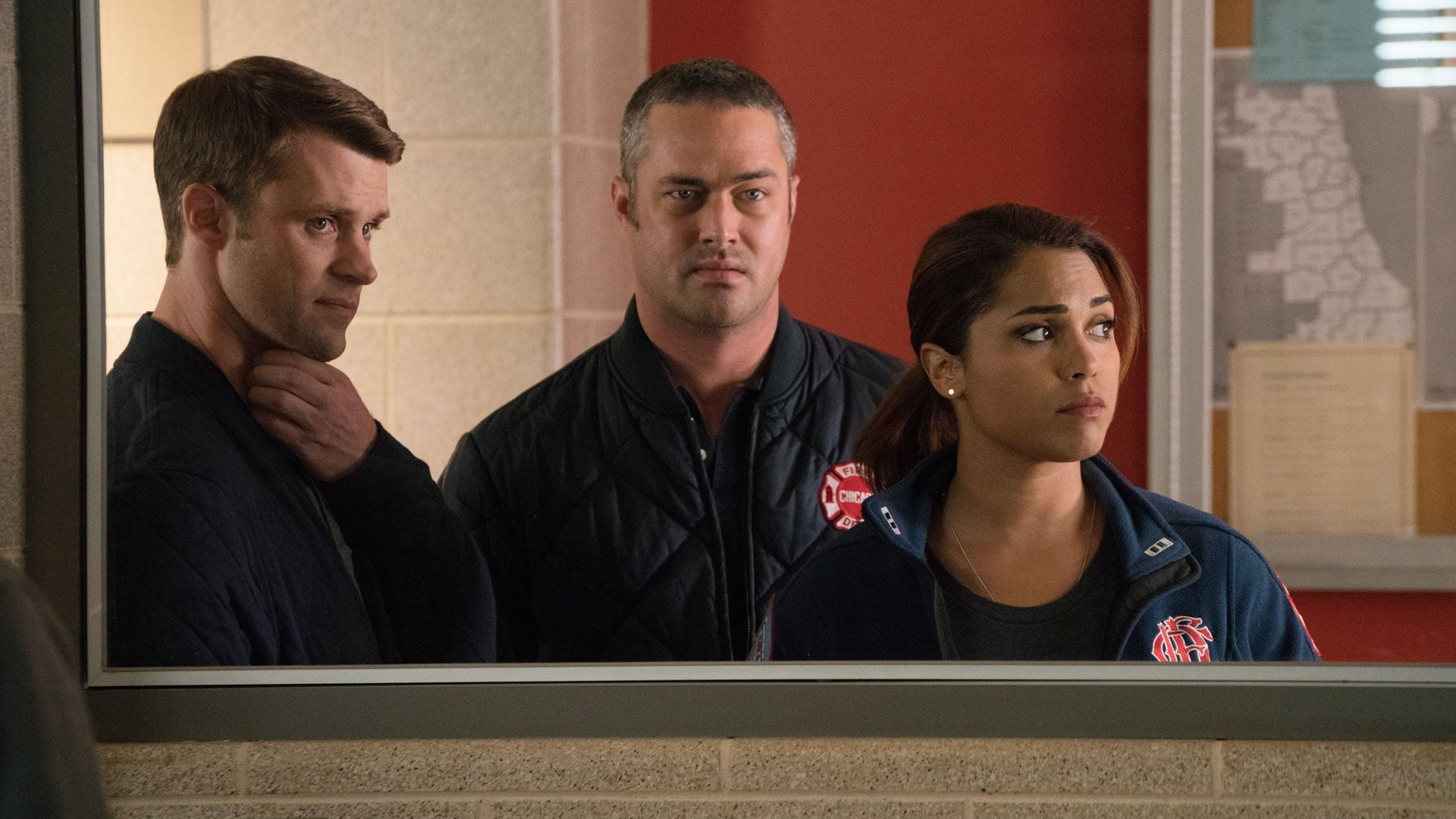 Chicago Fire Season 5 :Episode 14  Im Fegefeuer