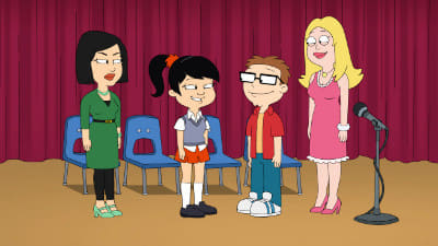 American Dad! - Season 9 Episode 14 : Spelling Bee My Baby