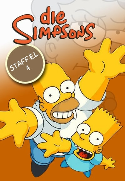 Die Simpsons Season 4
