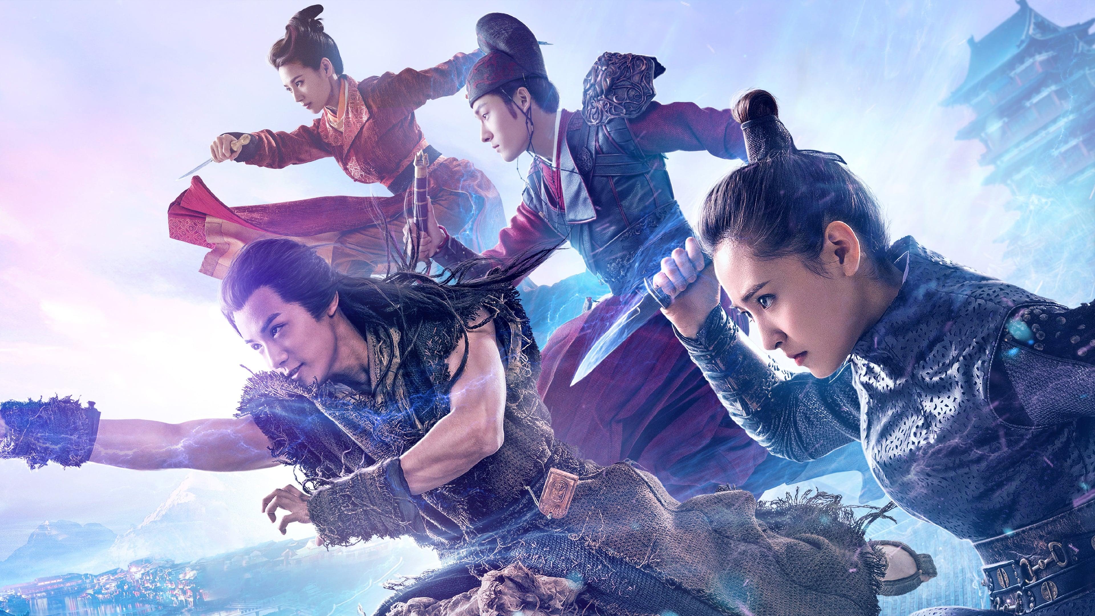 An Oriental Odyssey - Season 1