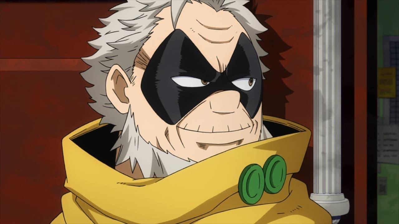 My Hero Academia Season 2 :Episode 14  Bizarre! Gran Torino Appears