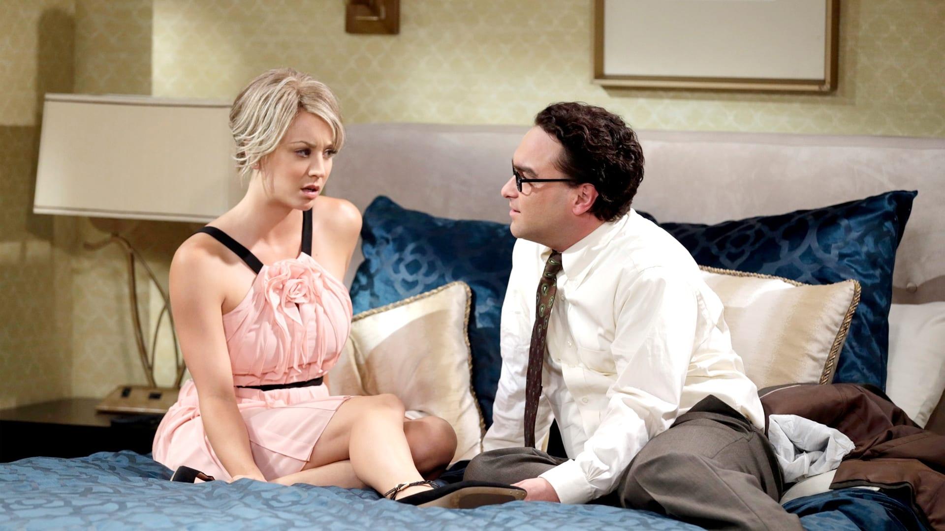 The Big Bang Theory Season 9 :Episode 1  The Matrimonial Momentum