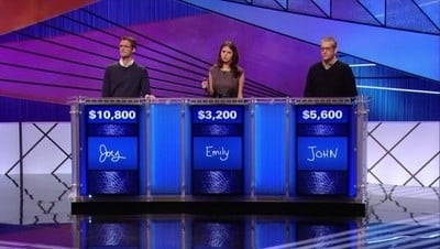 Jeopardy! • S2012E68