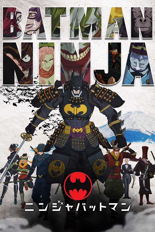 Póster Batman Ninja