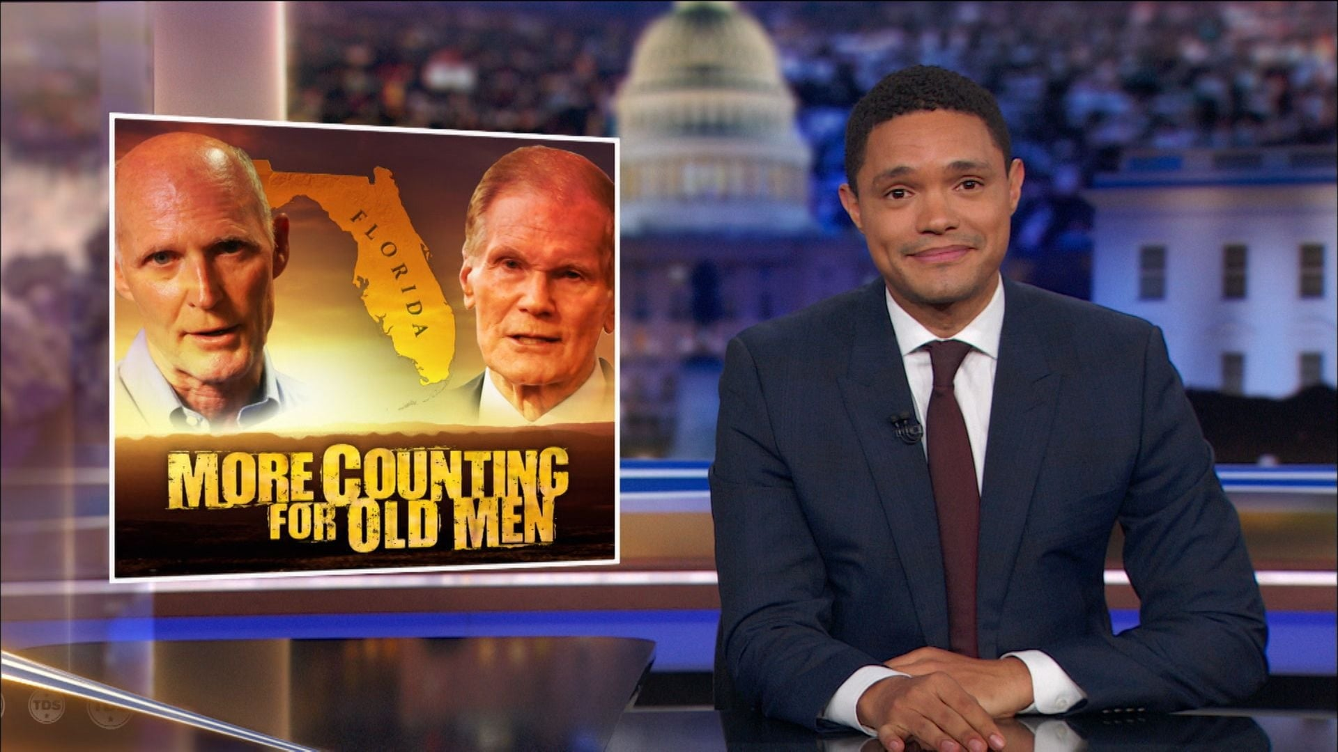 The Daily Show with Trevor Noah Season 24 :Episode 21  Jenifer Lewis