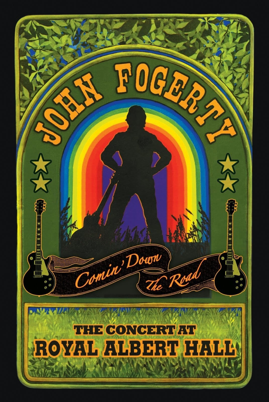 Film john fogerty comin down the road the concert at for Door 4 royal albert hall