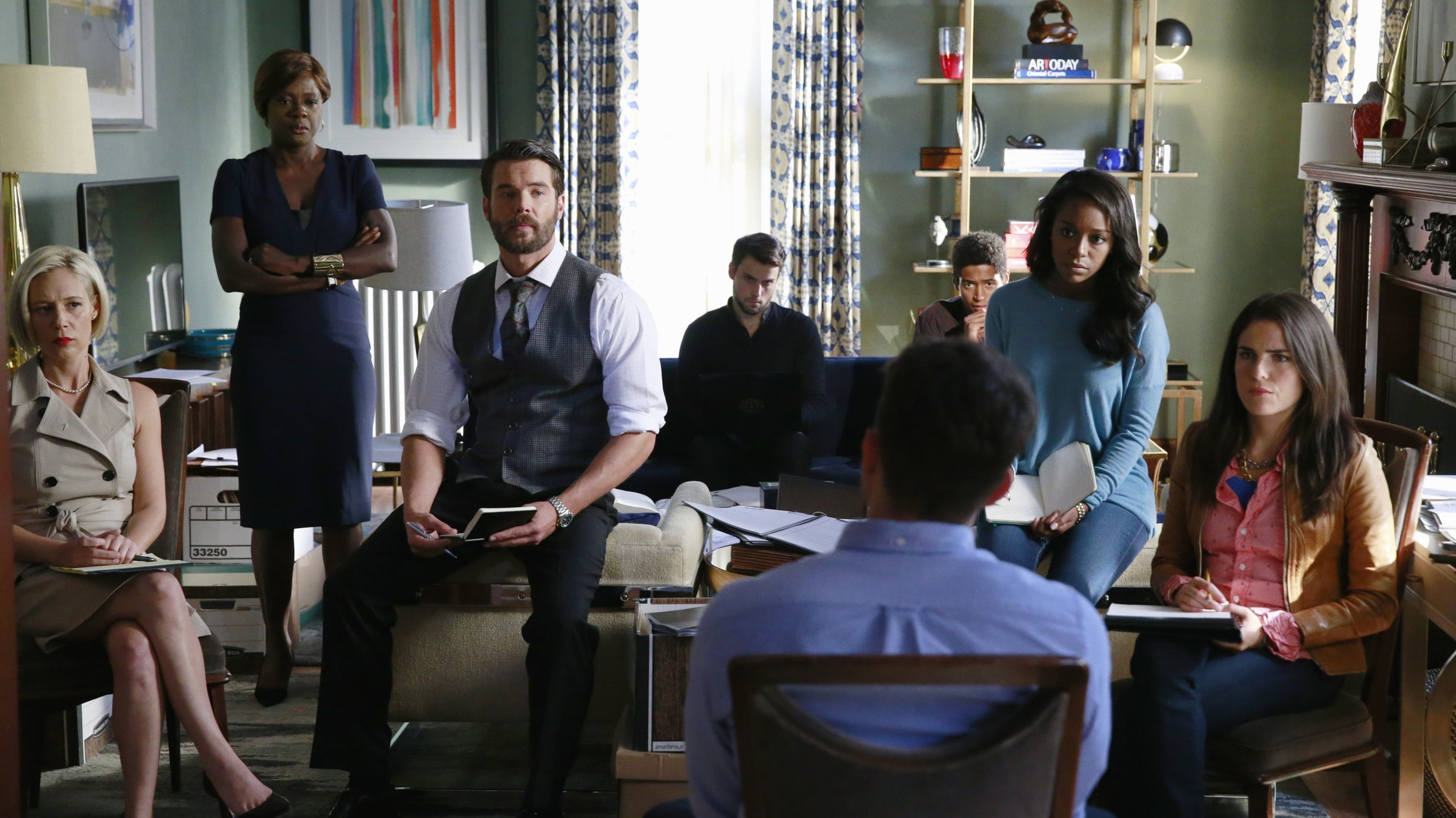 Tvzion Watch How To Get Away With Murder Season 1 Episode 3 S01e03 Online  Free €�