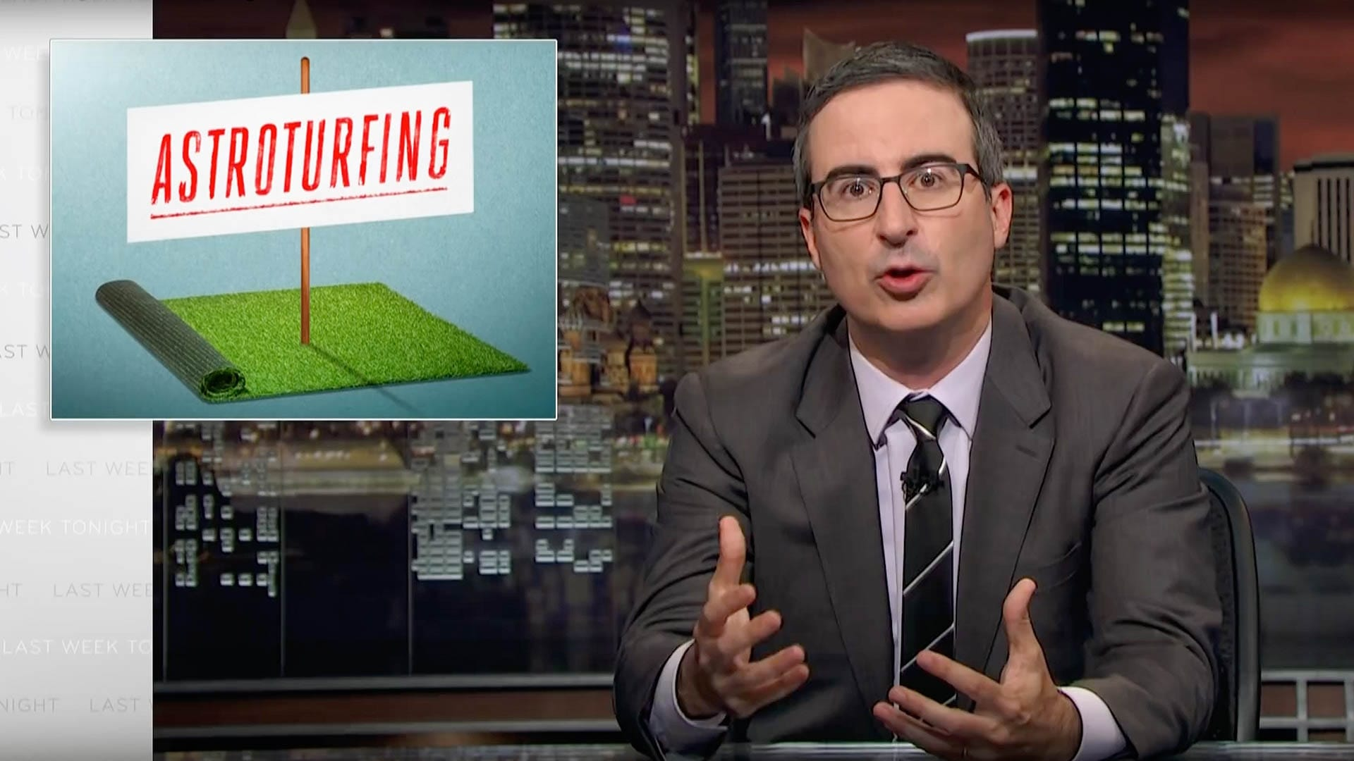 Last Week Tonight with John Oliver • S05E20