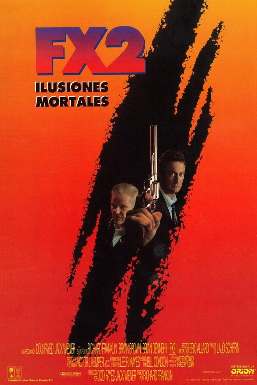 fx 2 ilusiones mortales  1991   u2022 peliculas film