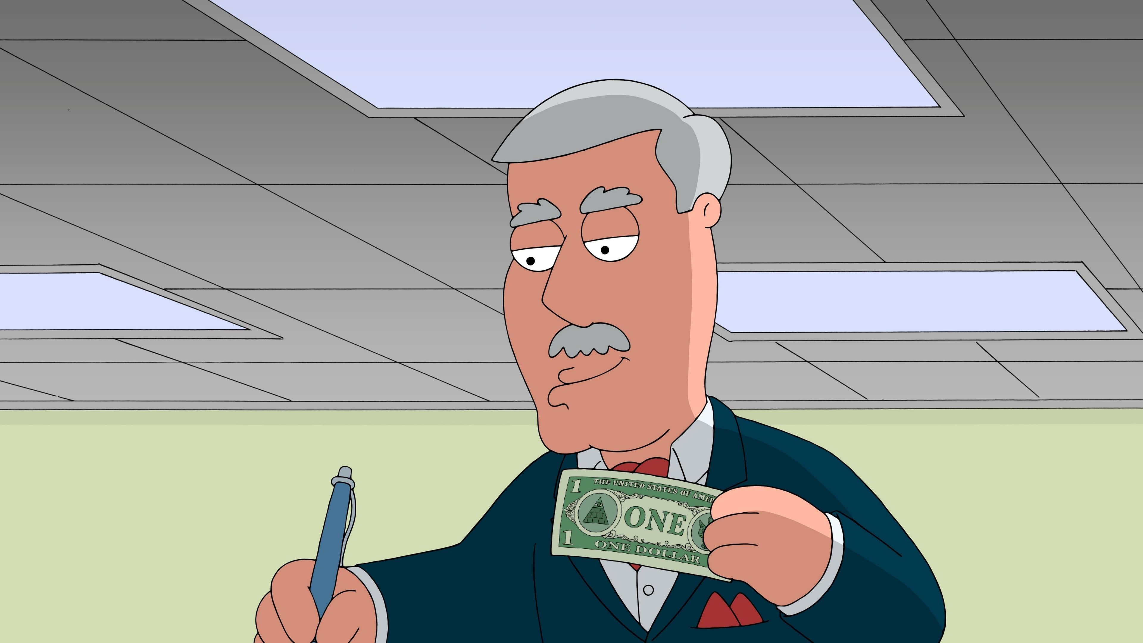 Family Guy Season 16 :Episode 4  Follow the Money