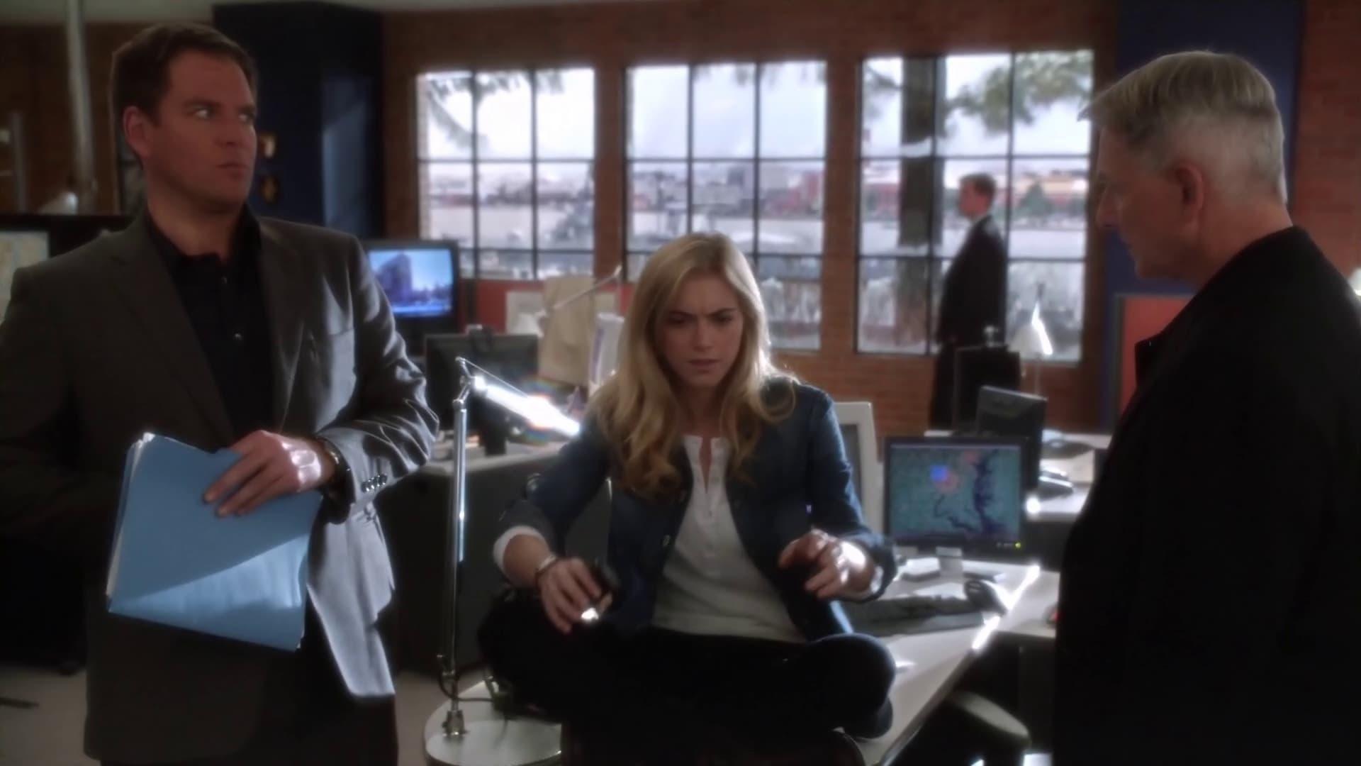 NCIS Season 11 :Episode 13  Double Back