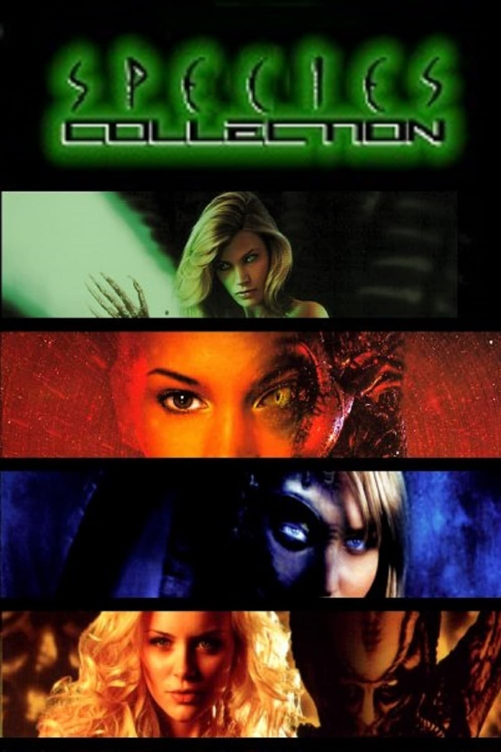 all movies from species collection saga are on movies film
