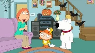 Family Guy Season 9 : Halloween on Spooner Street