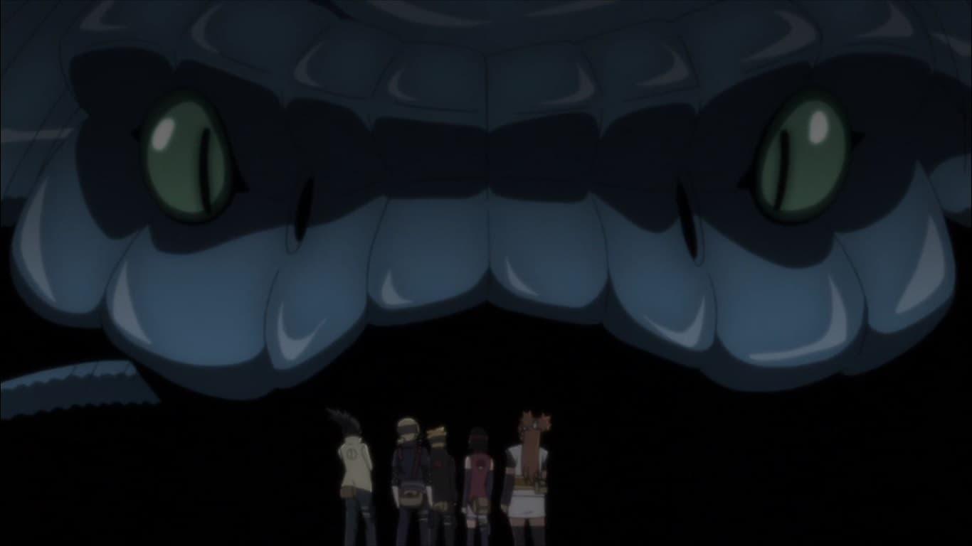 Boruto: Naruto Next Generations Season 1 :Episode 76  Incurring Wrath