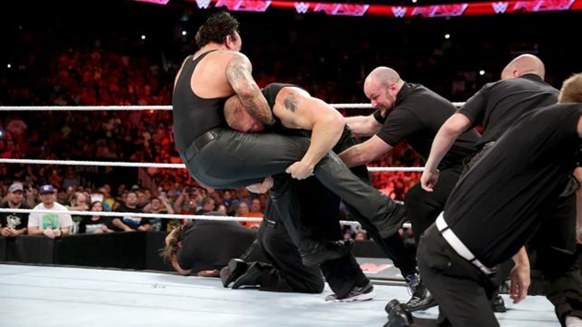 WWE Raw Season 23 :Episode 29  July 20, 2015 (Kansas City, MO)
