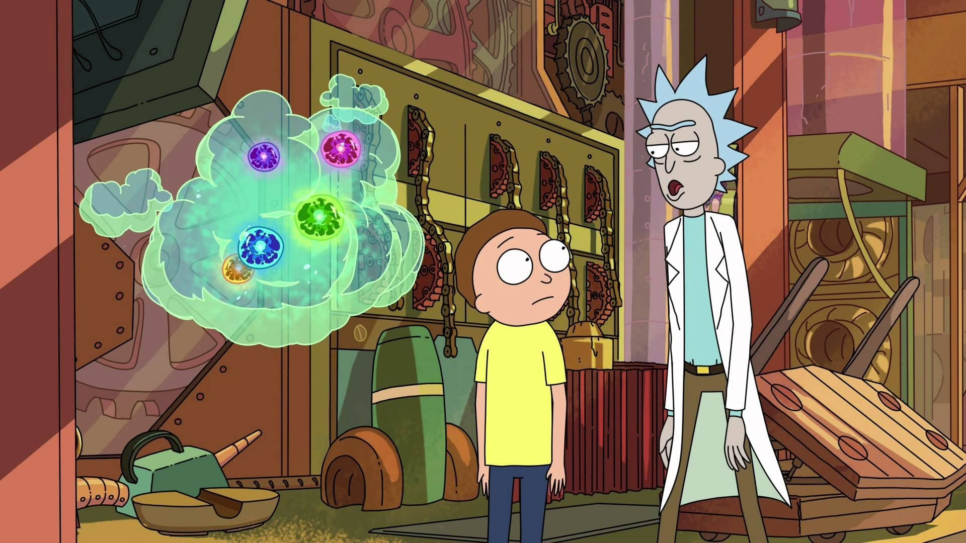 Rick and Morty Season 2 :Episode 2  Mortynight Run