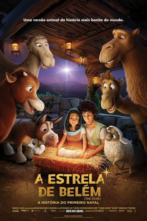 A Estrela de Belém Torrent (2018) Dual Áudio Dublado BluRay 1080p Download