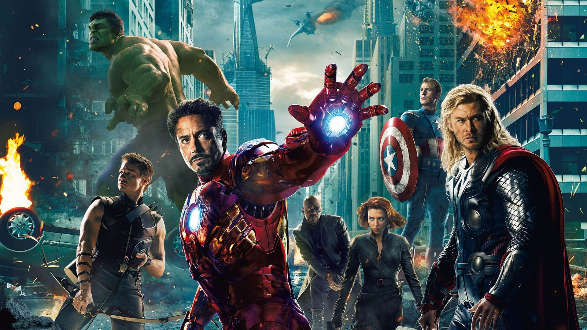 Contraportada Avengers: Infinity War
