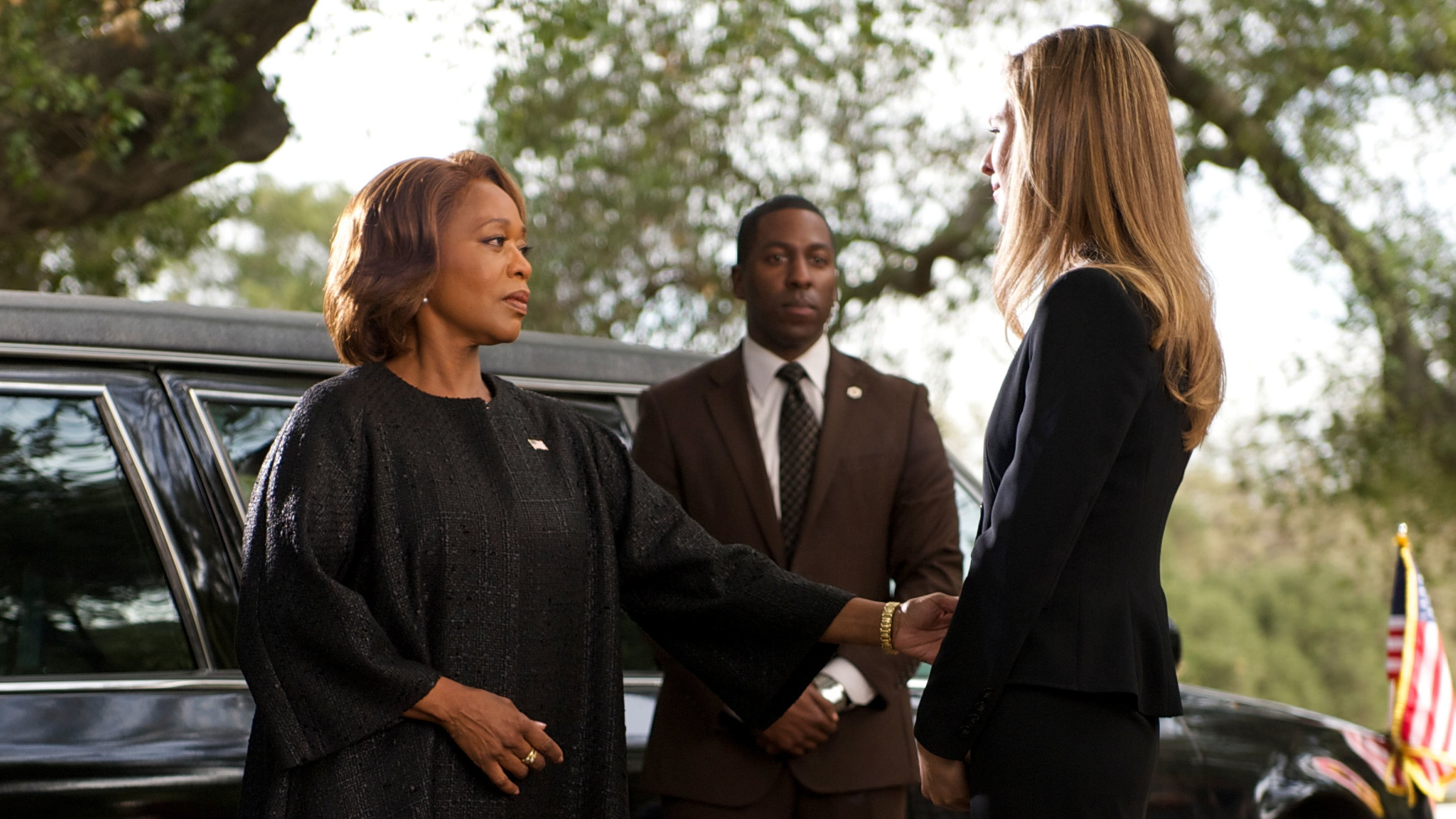 State of Affairs Season 1 :Episode 10  The War at Home