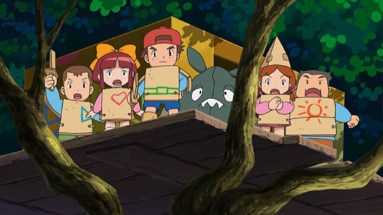 Pokémon Season 14 :Episode 12  Here Comes the Trubbish Squad!
