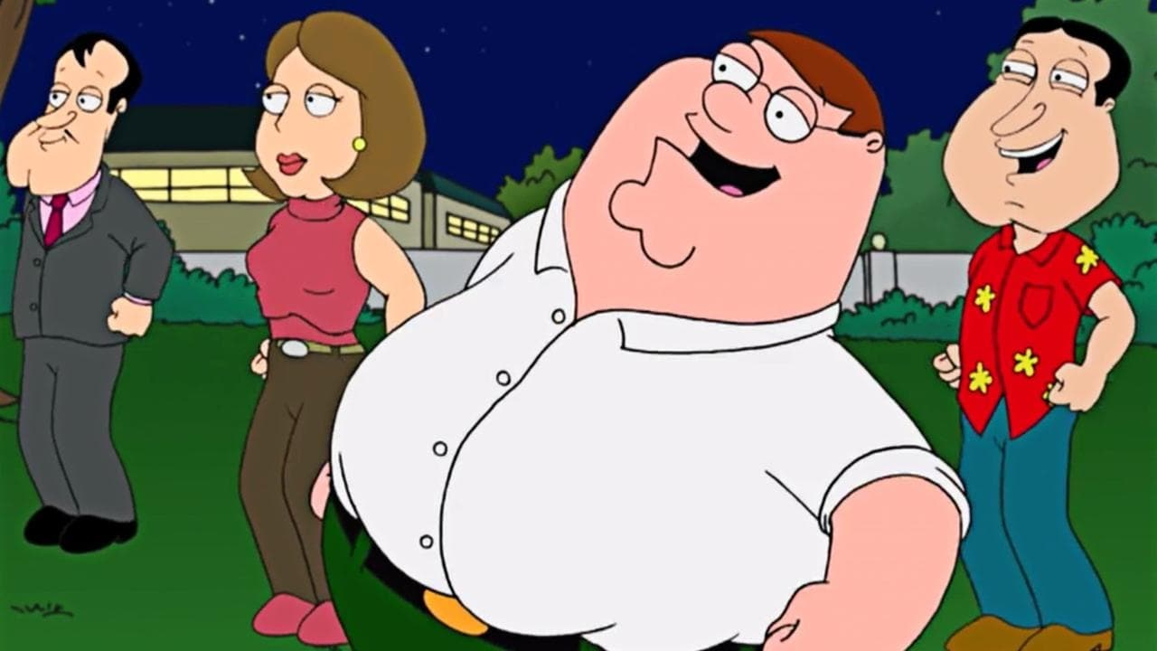 Family Guy Season 2 :Episode 18  E. Peterbus Unum