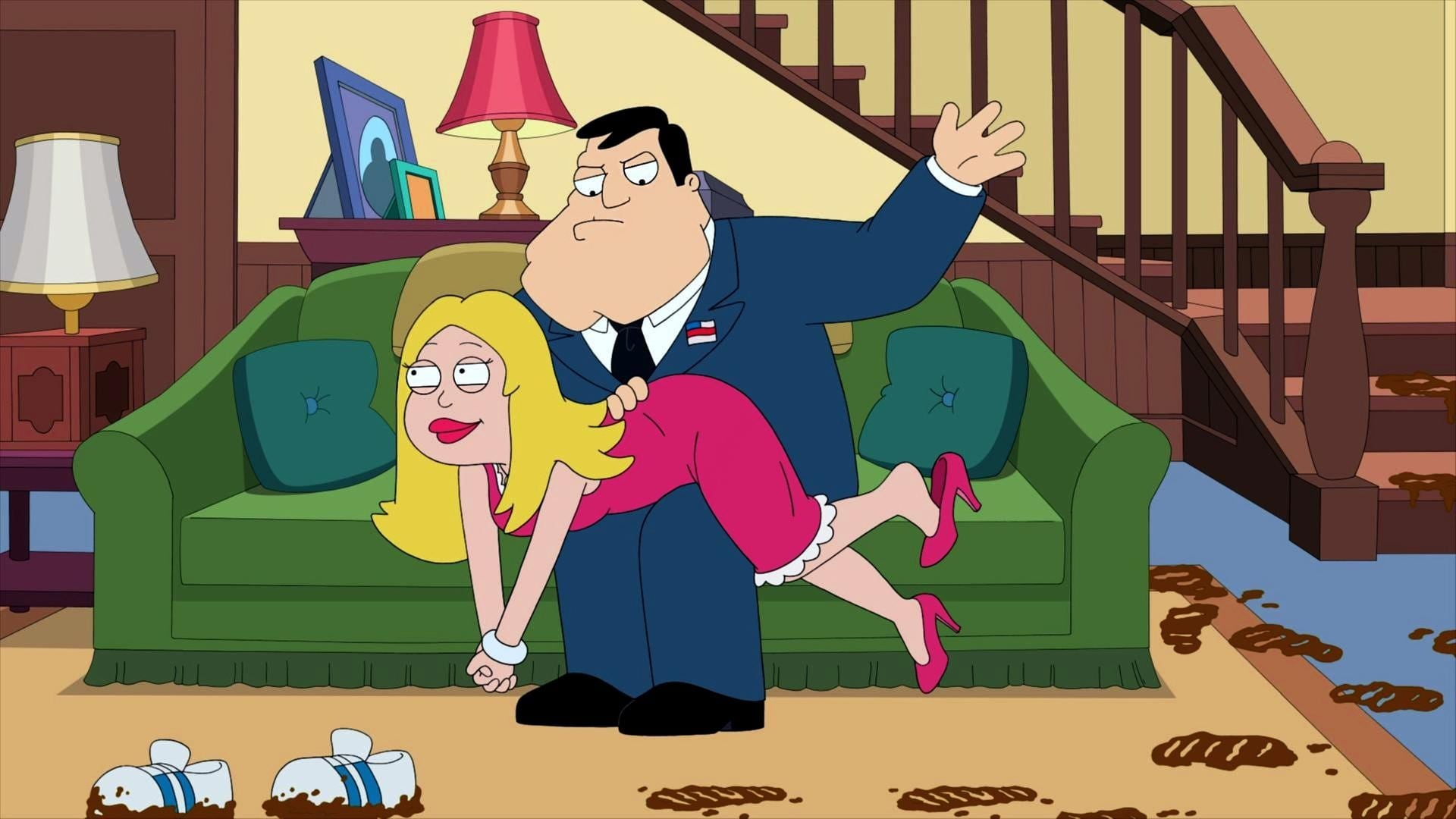 American Dad! - Season 9 Episode 15 : The Missing Kink