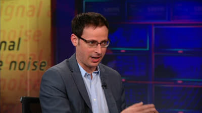 The Daily Show with Trevor Noah Season 18 :Episode 21  Nate Silver