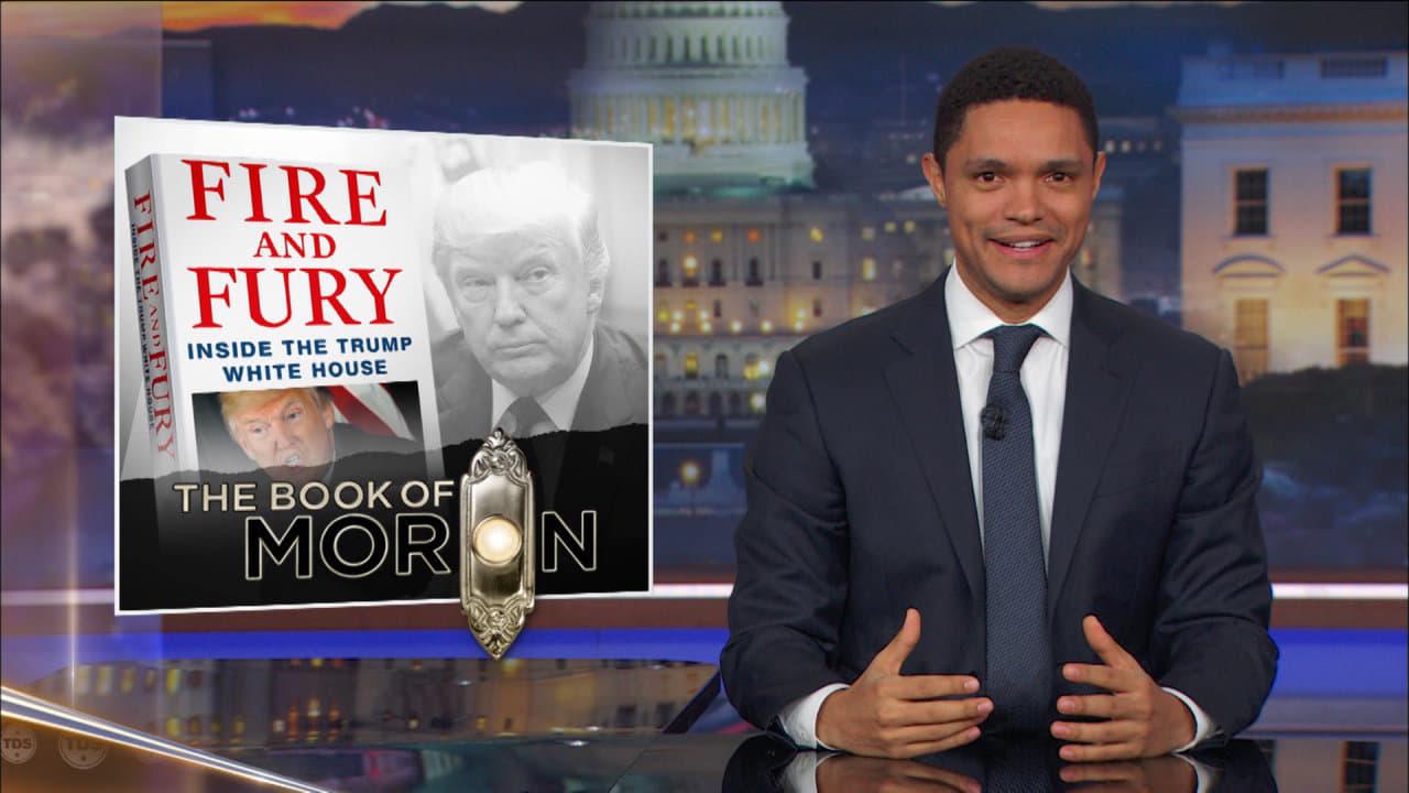 The Daily Show with Trevor Noah Season 23 :Episode 39  Jodi Kantor