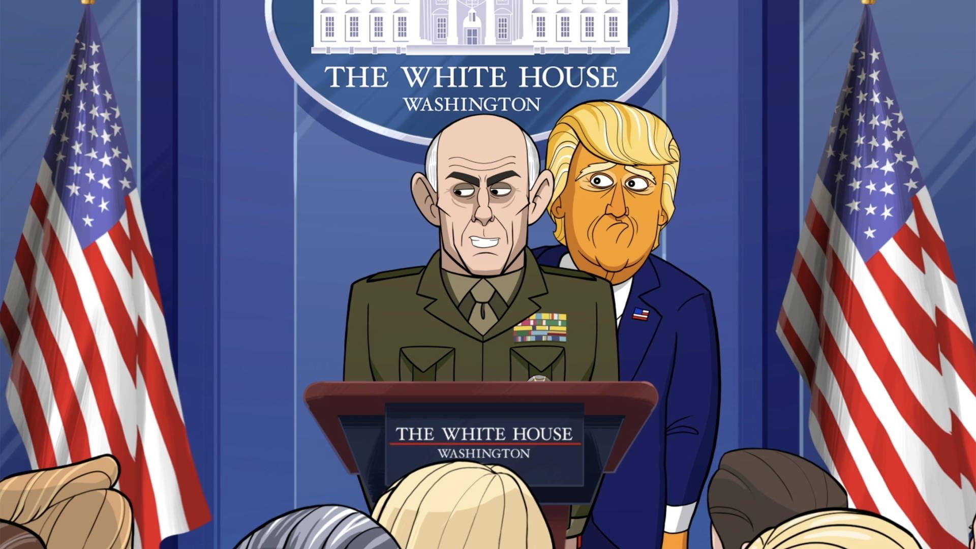 Our Cartoon President • S01E16