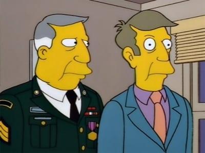 Die Simpsons Season 9 :Episode 2  Alles Schwindel