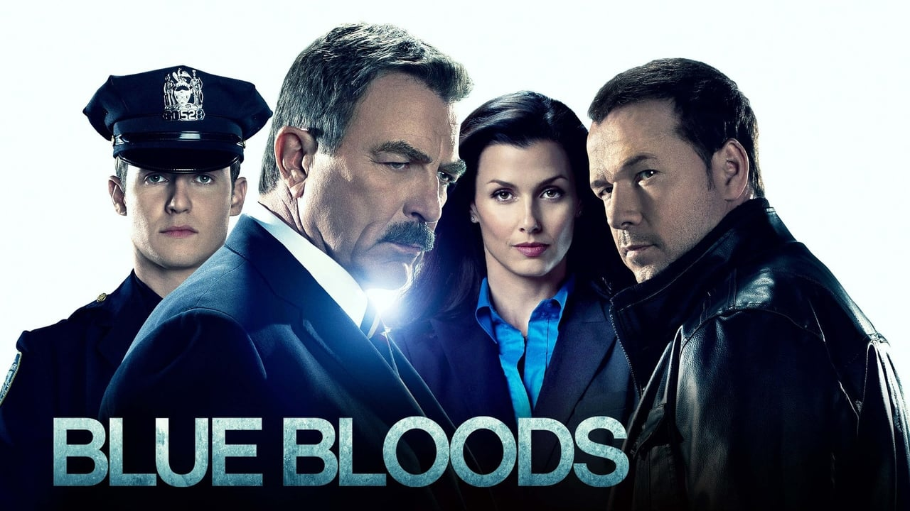 Blue Bloods backdrop
