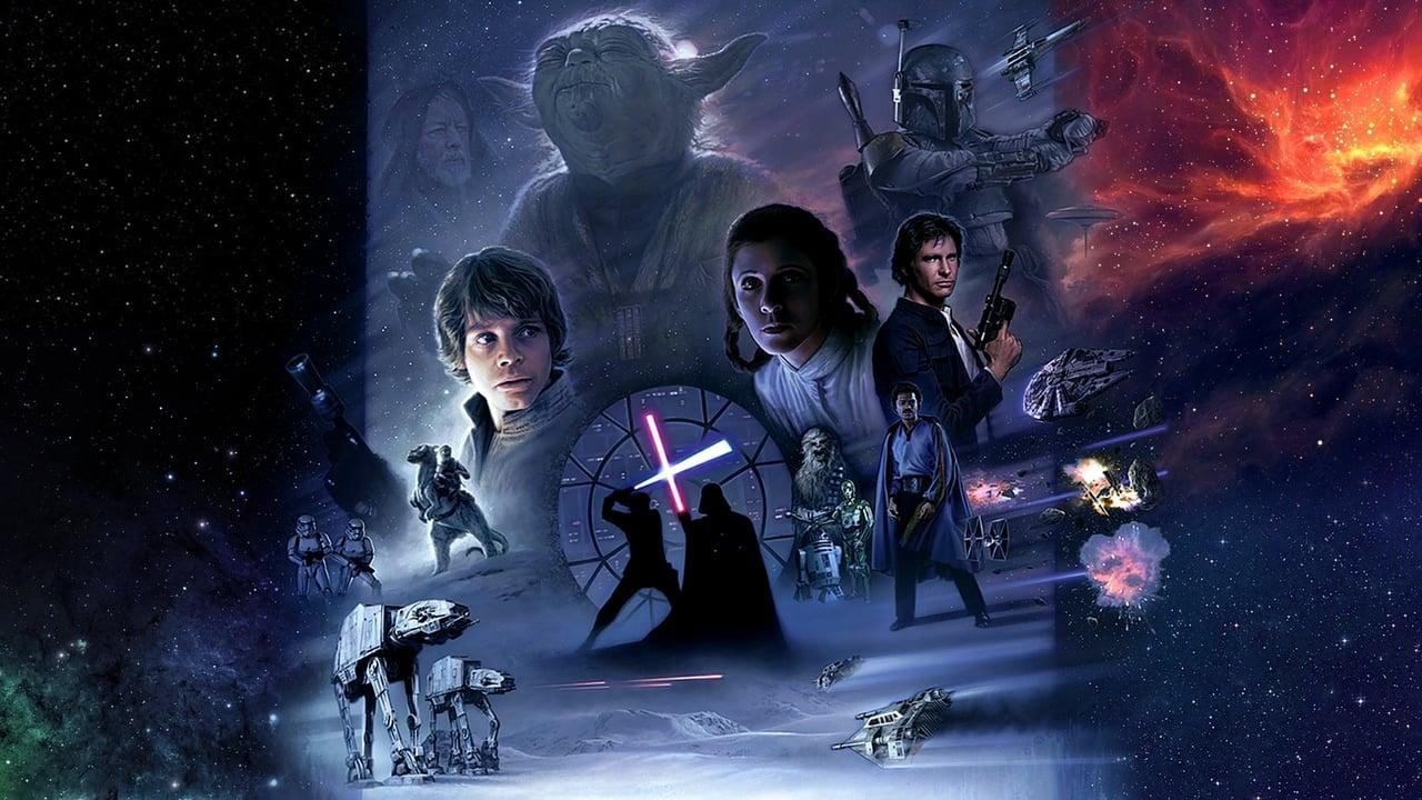 The Empire Strikes Back backdrop