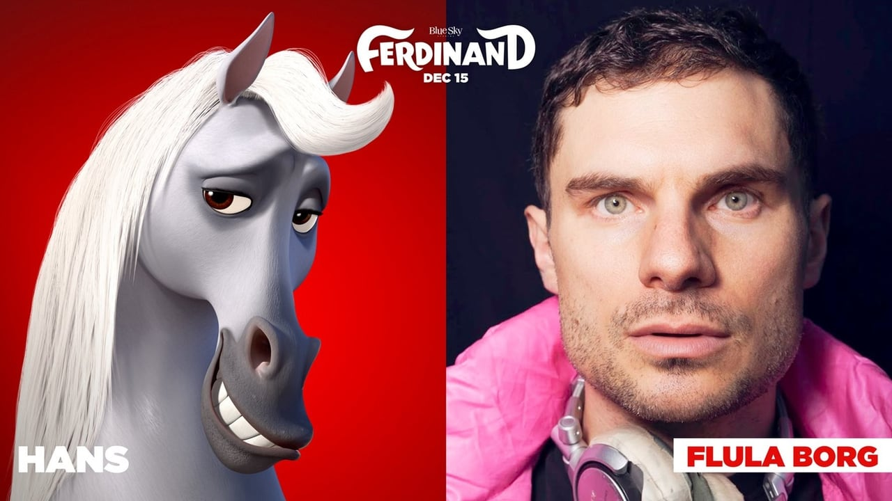 Ferdinand backdrop