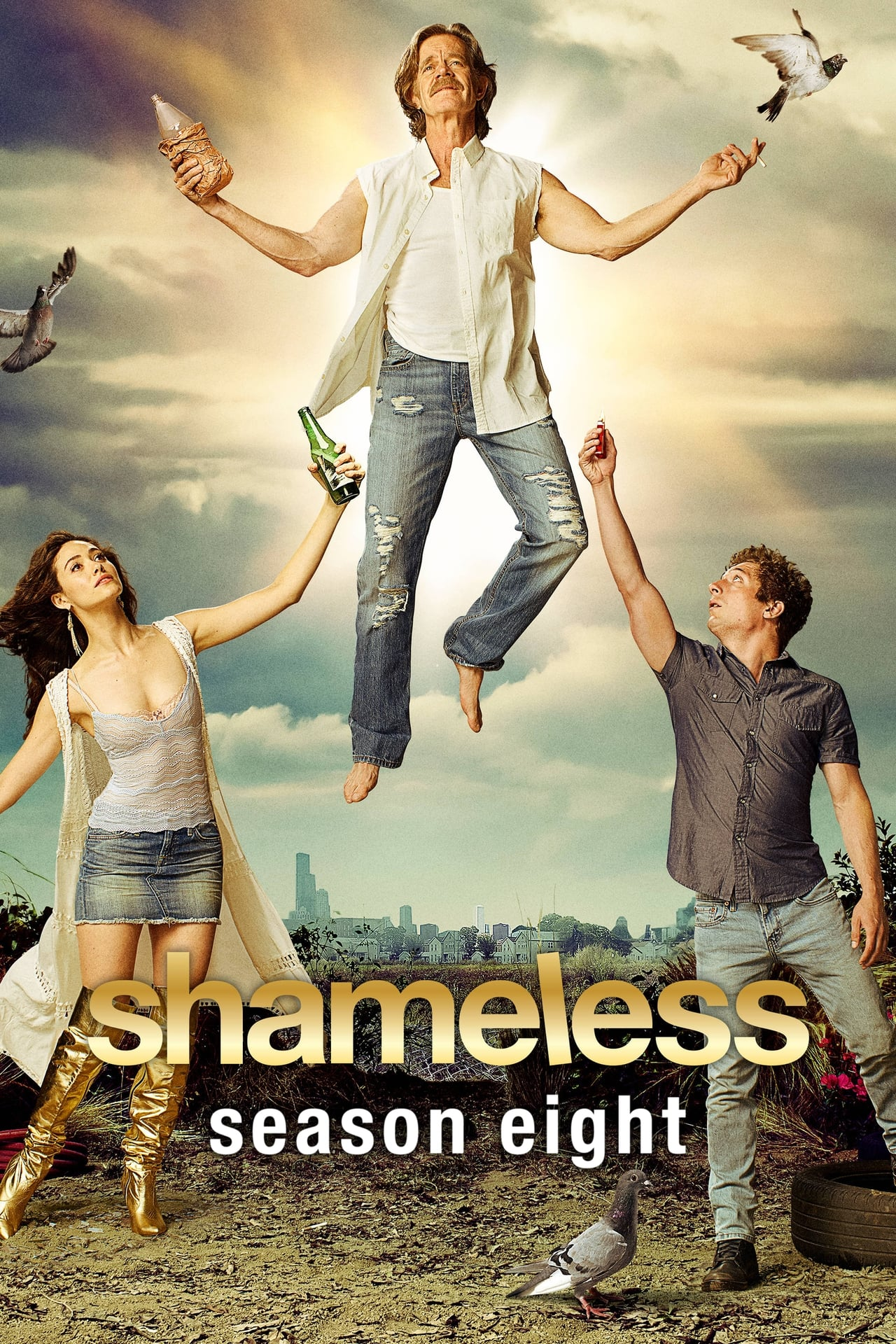 Putlocker Shameless Season 8 (2017)