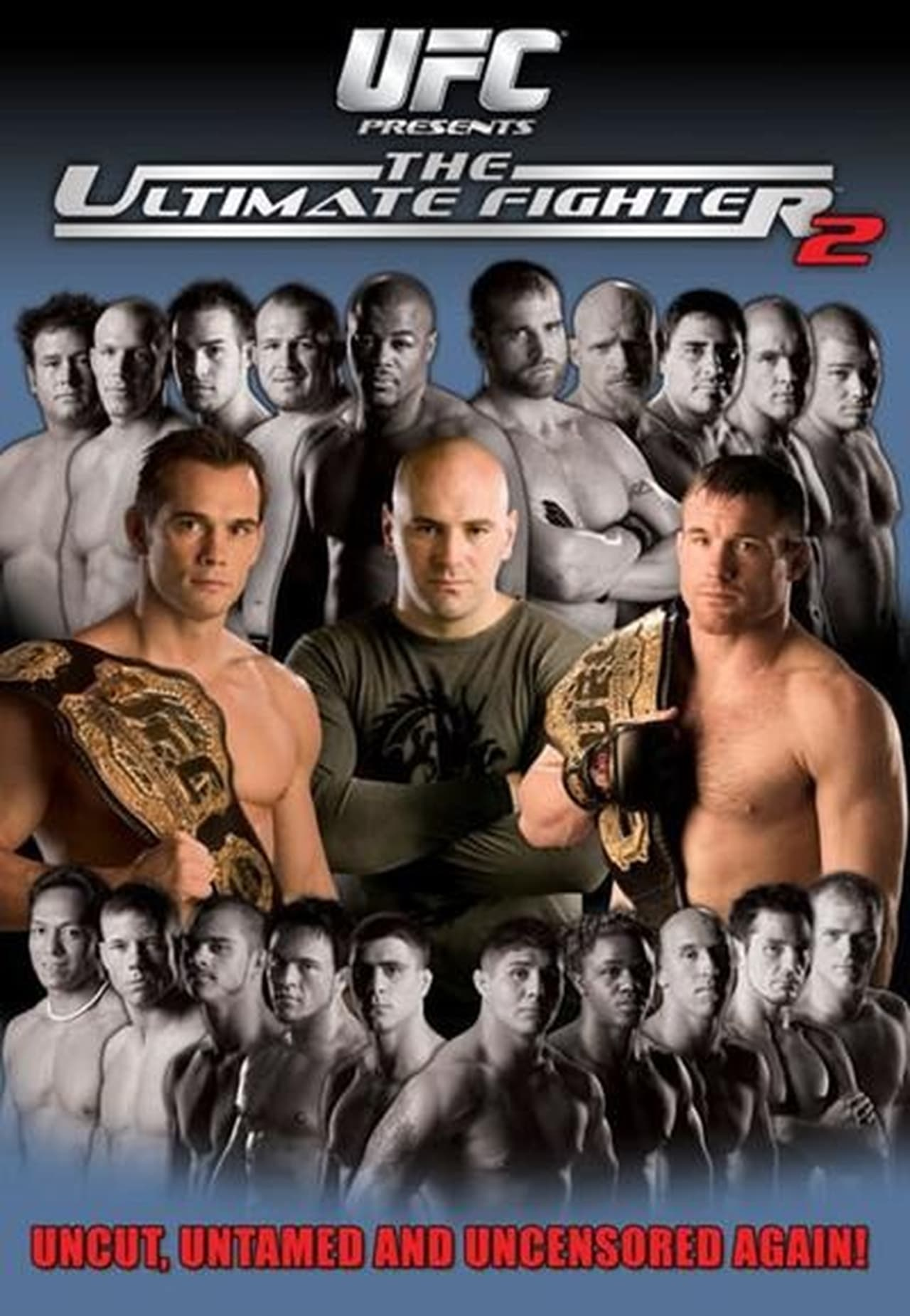 Watch The Ultimate Fighter Season 2 Online