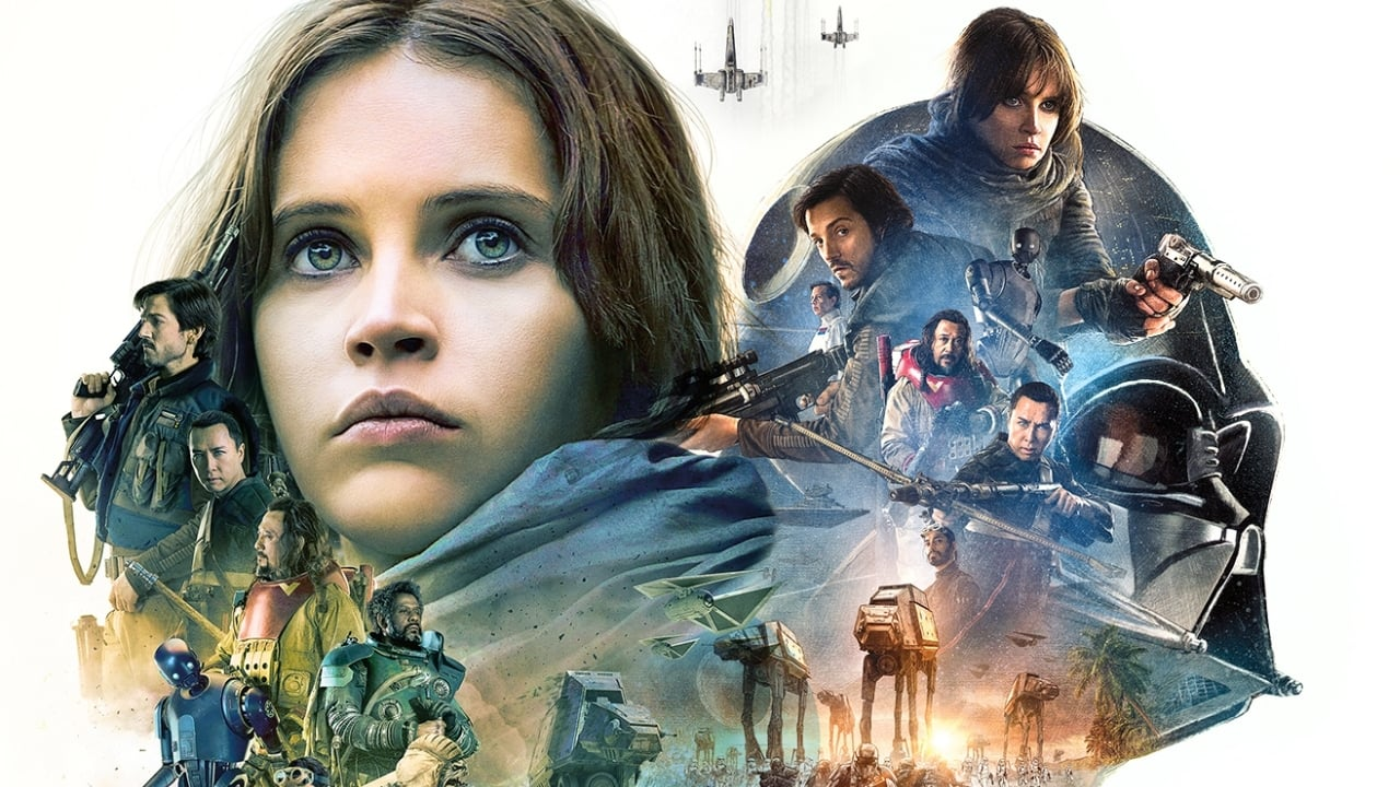 Rogue One: A Star Wars Story backdrop