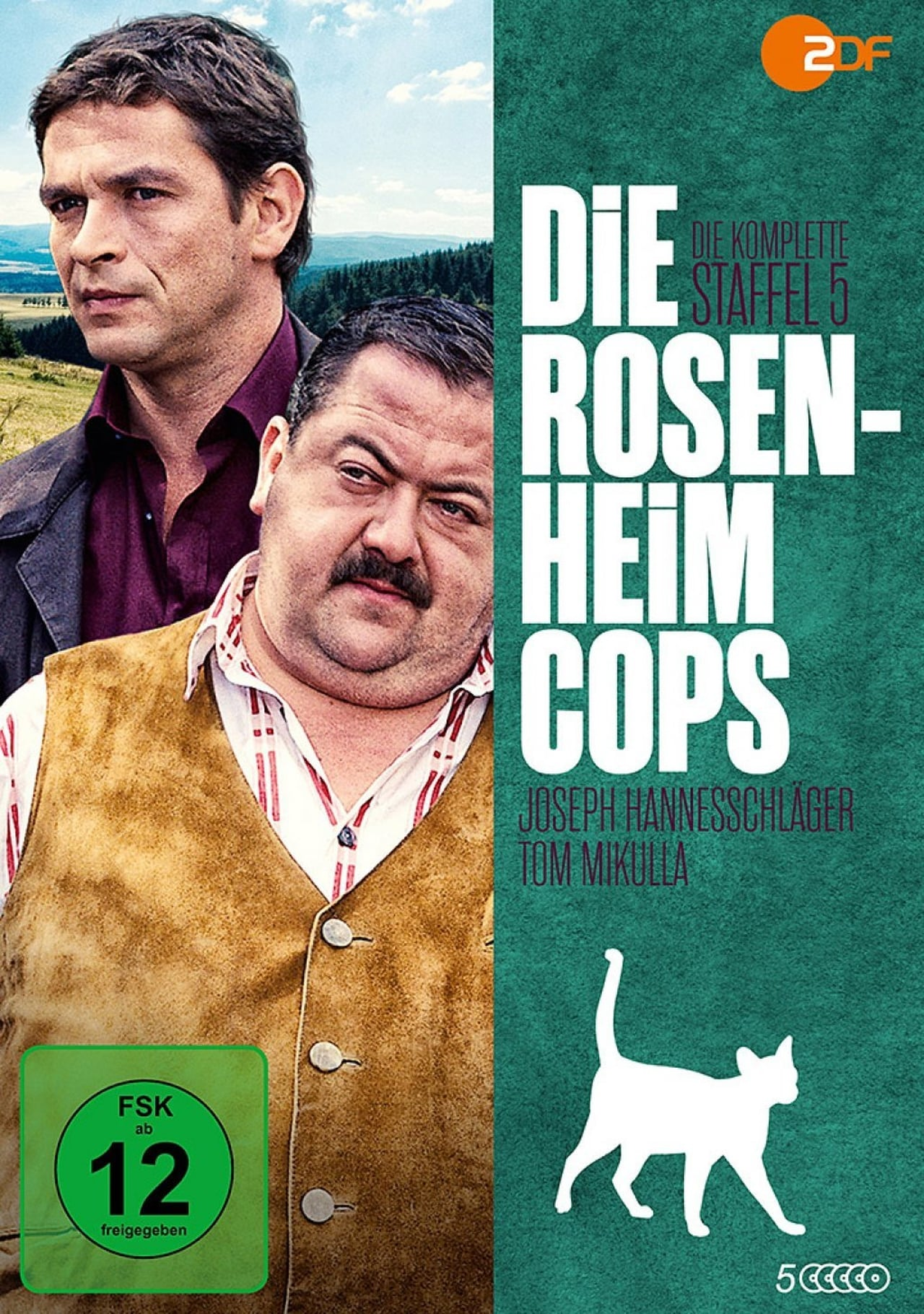 Watch The Rosenheim Cops Season 5 Online