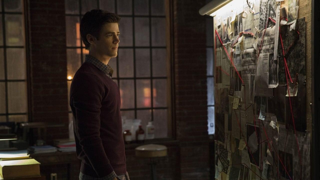 The Flash Season 1 Episode 16 : Rogue Time