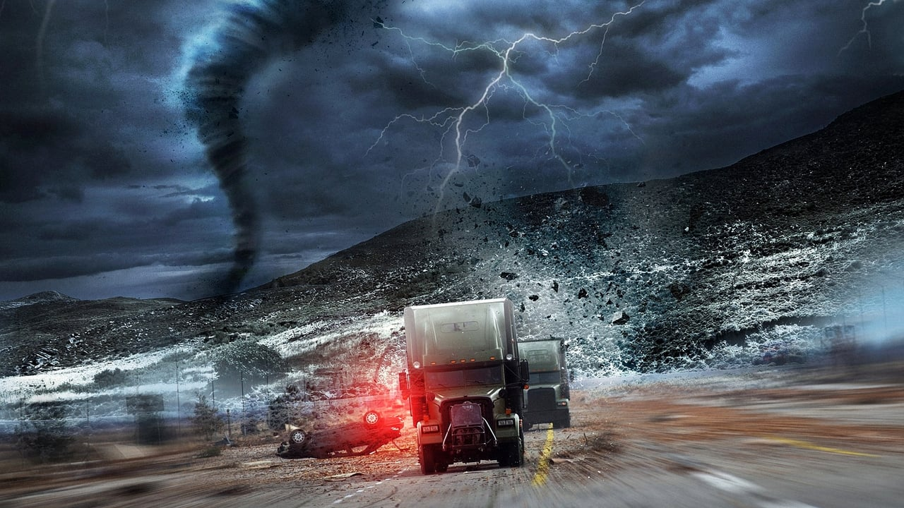 The Hurricane Heist backdrop
