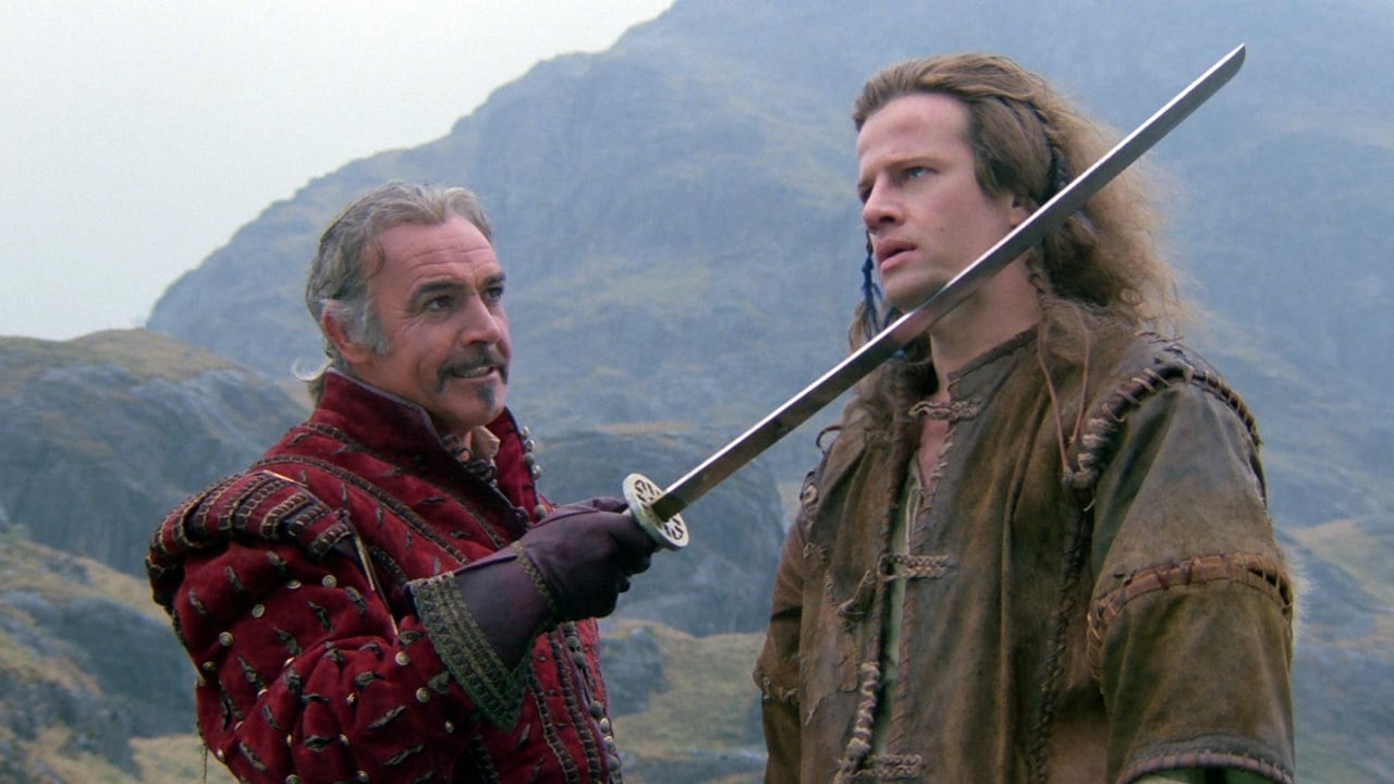 Highlander backdrop