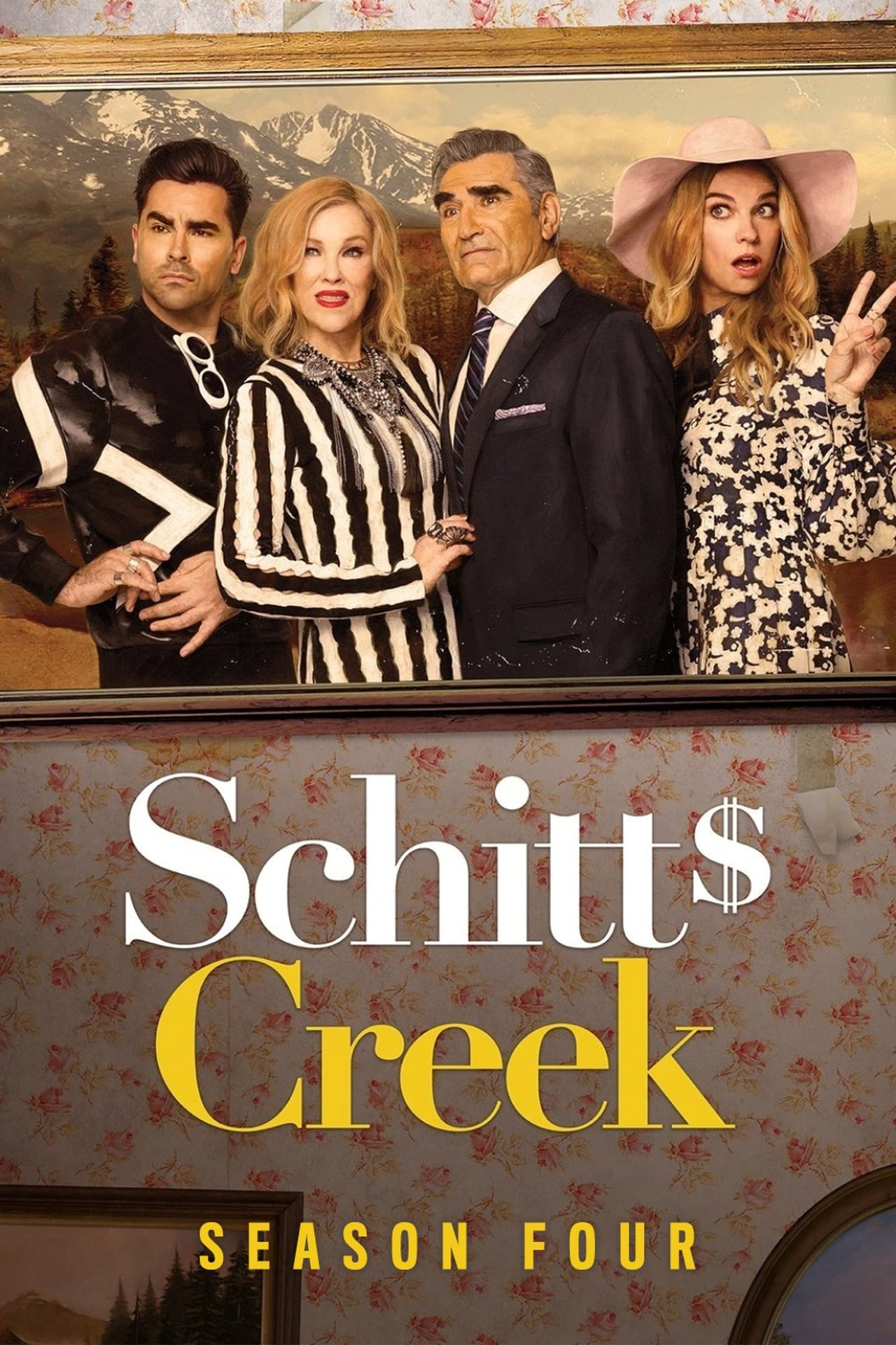 Watch Schitt's Creek Season 4 Online