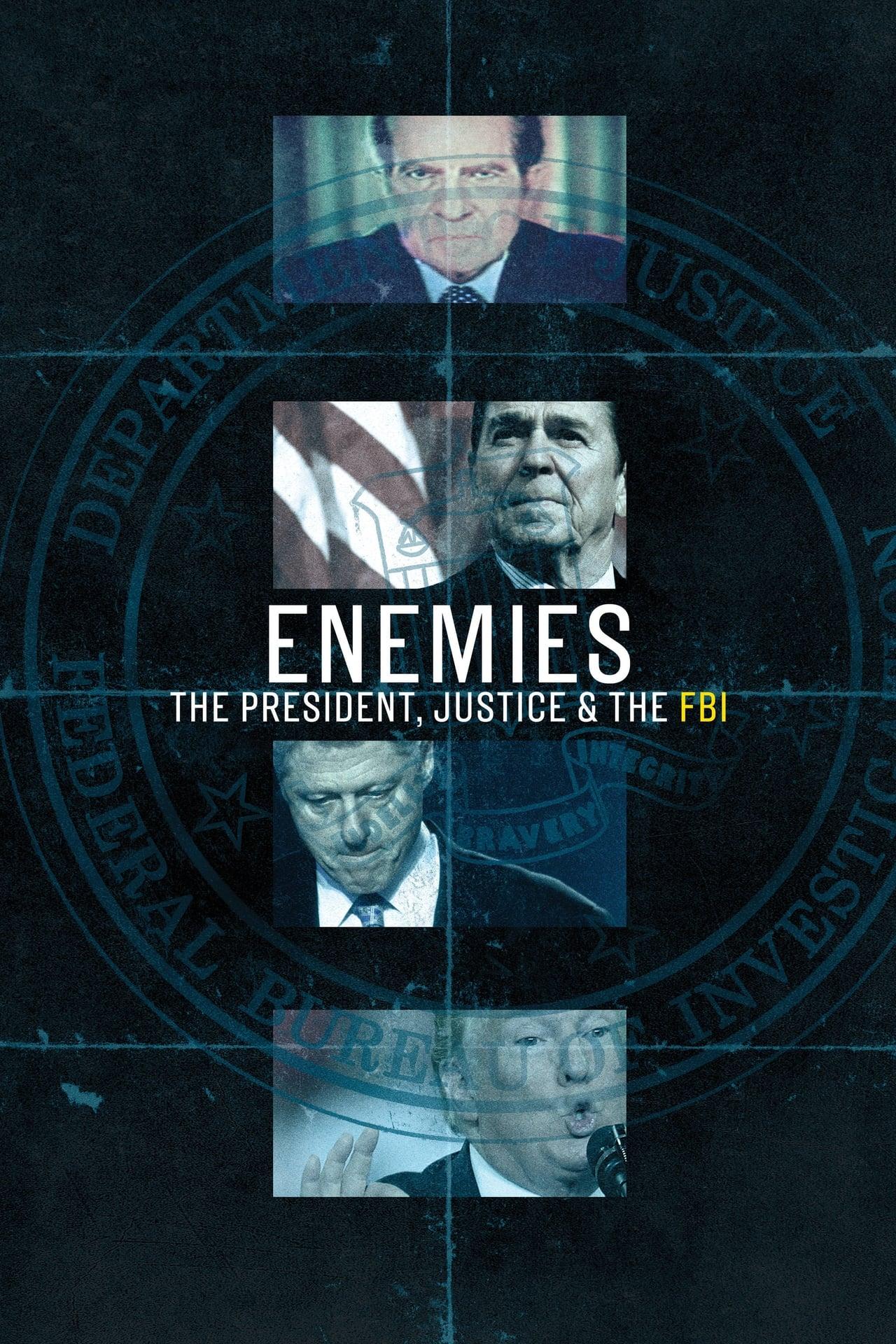 Enemies: The President, Justice & The Fbi Season 1