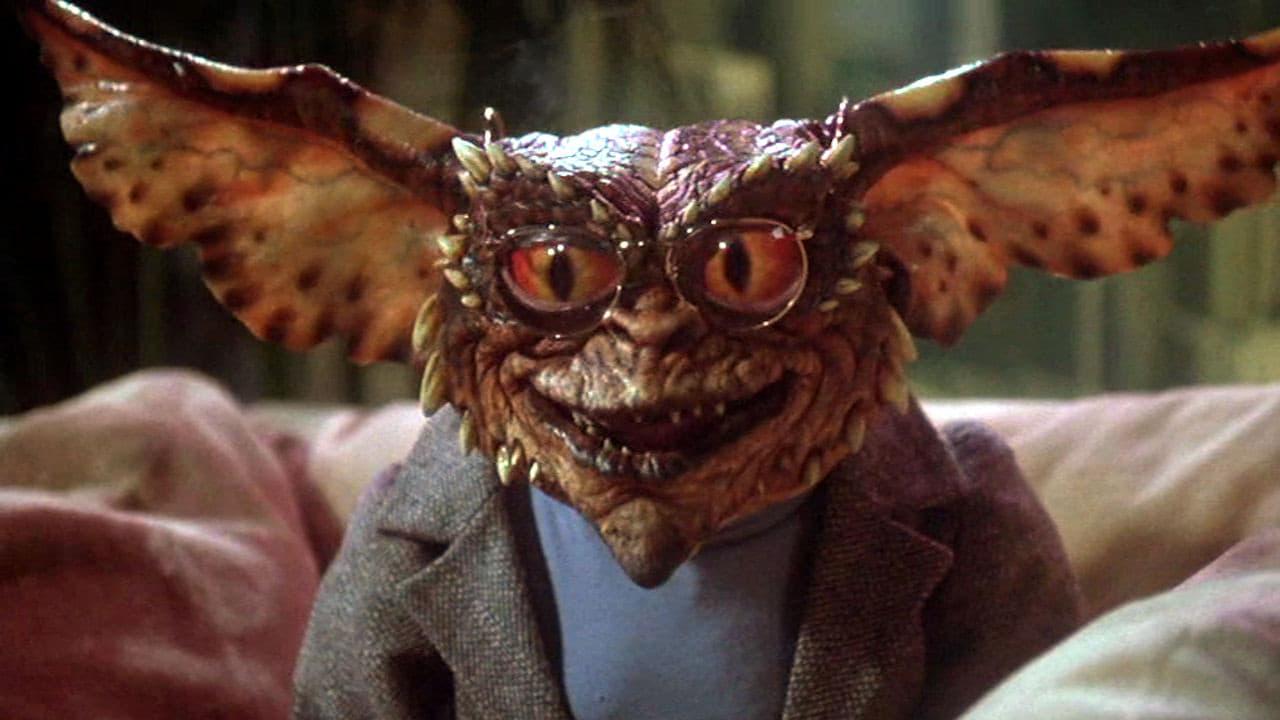 Gremlins 2: The New Batch backdrop