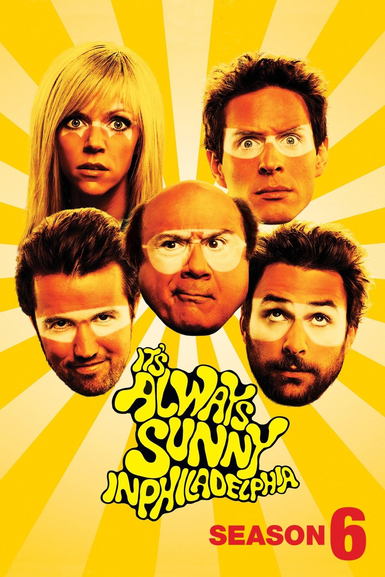 Putlocker It's Always Sunny In Philadelphia Season 6 (2010)