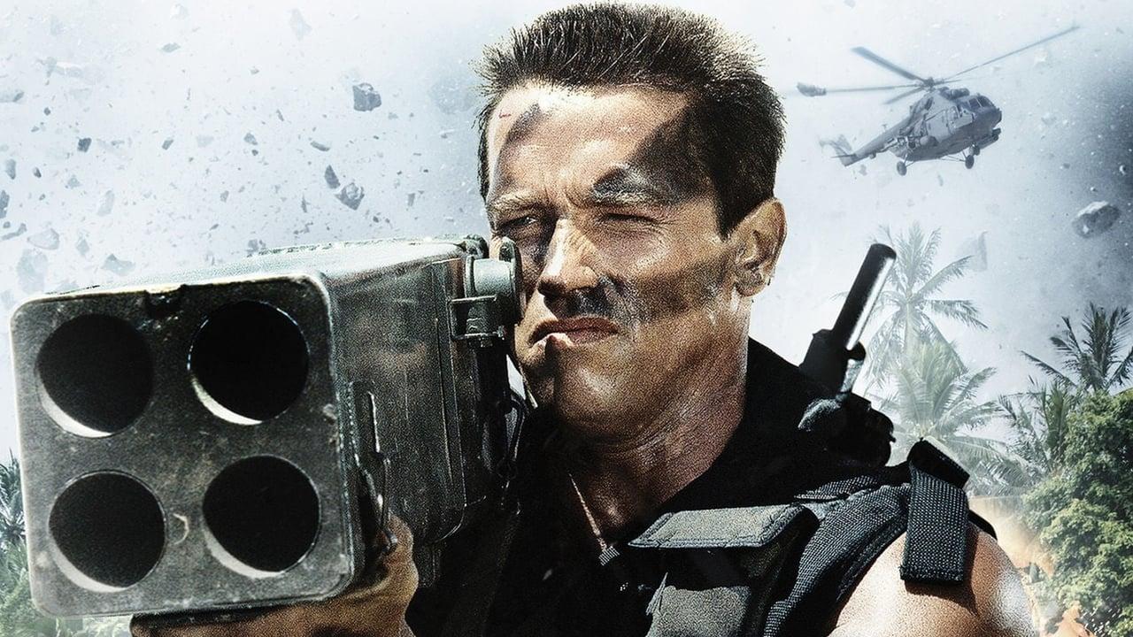 Commando backdrop