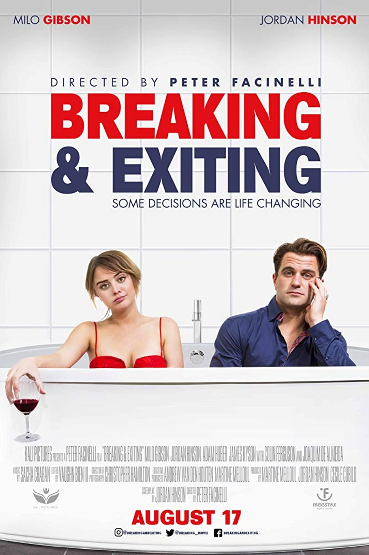 Putlocker Breaking & Exiting (2018)