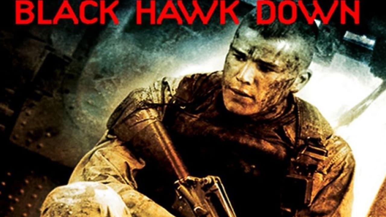 Black Hawk Down backdrop